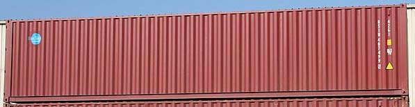 40DC BSIU container picture