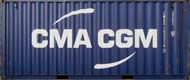 20DC1 CMAU container picture