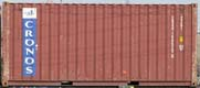 20DC CRXU container picture