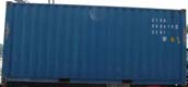 20DC CTXU container picture