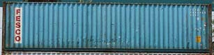 40HC FESU container picture