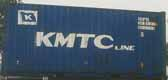 20DC KMTU container picture