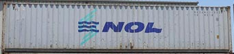 40DC NOSU container picture