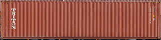 40HC TCKU container picture