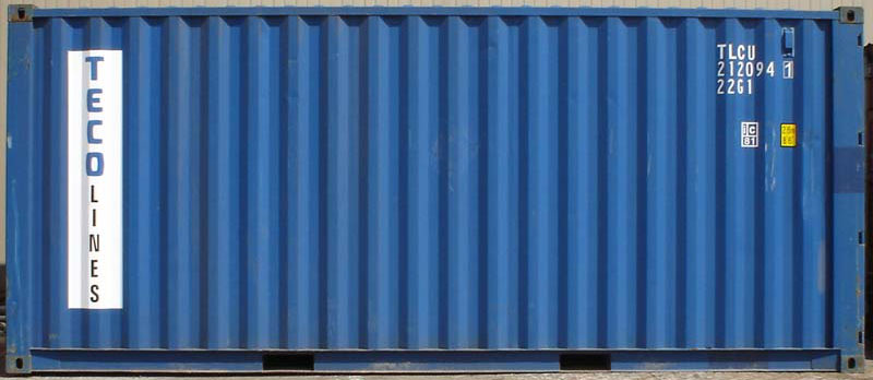 20DC TLCU container picture