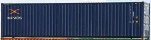 40HC XINU container picture