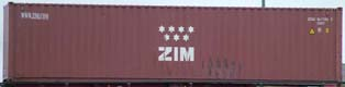 40HC ZCSU container picture